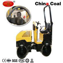 Hydraulic Steering 2 Ton Compactor Vibratory Roller