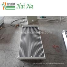 Eliminador de derrames de deshielo de la torre de enfriamiento de superficie lisa