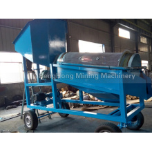 portable  processing plant