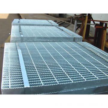 Verzinktes Gitter für Stahlkonstruktion und Abfluss Abdeckung