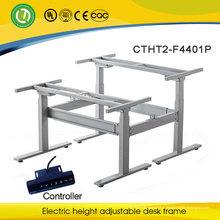 2-местный регулируемый по высоте рабочий стол на беговой дорожке двойной стол регулируемый мотор таблице