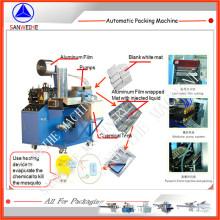 Mosquito Mat Chemical Dosing Sealing Packaging Machine