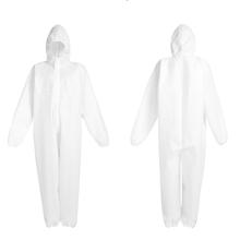 Vestuário de trabalho descartável pessoal impermeável para roupas de proteção
