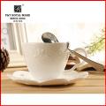 2015 neue Produkt-Partei keramische Kaffeetasse keramische Schale mit fertigen Firmenzeichen