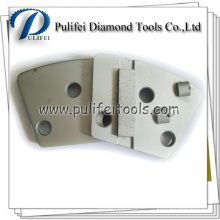 Pkd PCD Concrete Tools Schleifteller für alte Oberfläche Kleber Farbe entfernen