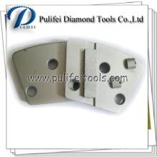 Meule de meulage d'outils concrets de PCK Pkd pour l'ancienne peinture de colle de surface