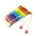 instrumento musical de percussão xilofone
