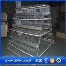 Electra mạ 5 tầng 5 cửa 200 loài chim chất lượng cao lớp lồng lưới cho Fram