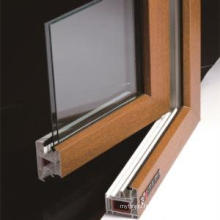 Laminated Sheet uPVC Profiles