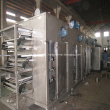 Herbal product dryer Mesh-Belt dryer