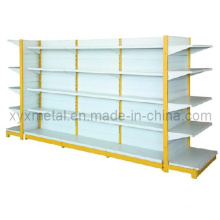 Powder Coating 5 Layers Supermarket Gondola Shelving