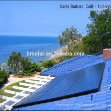 Paneles solares poligonales para grandes proyectos y plantas de energía