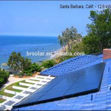 Panneaux solaires poly pour de grands projets et centrale