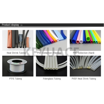 Isolasi Listrik Thin Wall Heat Shrink PTFE Tube