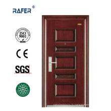 Nouvelle porte en acier design (RA-S061)