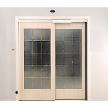 Interior Automatic Sliding Door for Study