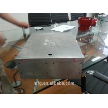 Espejo acabado Gabinete de acero inoxidable / Cajas metálicas / chapa metálica