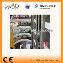 Hot sale Suzhou DEAO Machine Roomless Panoramic Lift Parts
