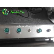 Lámpara UV para desinfección de aguas residuales hospitalarias
