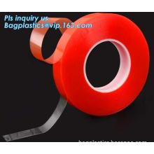 VHB double sided tape Tissue double sided tape Foam double sided tape PET double sided tape, double sided tape