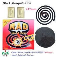 Preço mais vendido barato Unbreakable mosquito bobina / mosquito assassino / mosquito repelente incenso