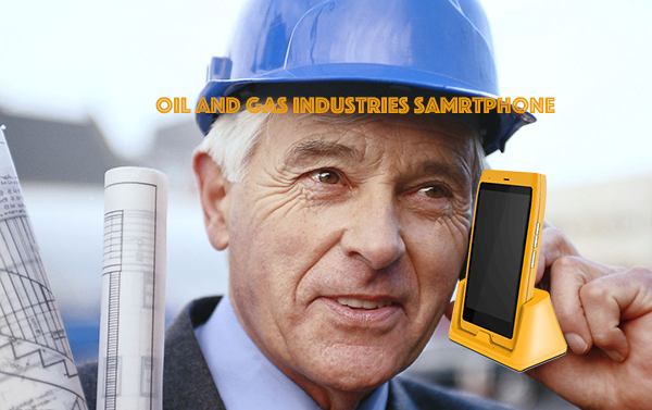 Oil and Gas Industries SamrtPhone