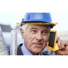 Oil and Gas Industries Smartphone