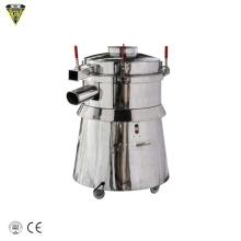 ultrasonic industrial vibrating flour sieve shaker sifter machine