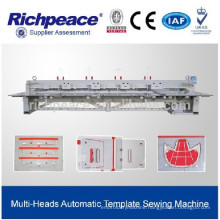 Richpeace Computerized Automatic High Speed Template making Sewing Machine
