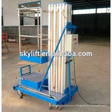 120kg capacity single person Aluminum Aerial Work lifting Platforms