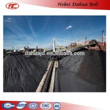 DHT-111 fire resistant rubber belts conveyor belt for cement clinker