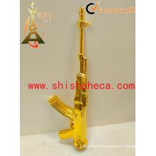 Ak47 Design Chicha Nargile Smoking Pipe Shisha Hookah