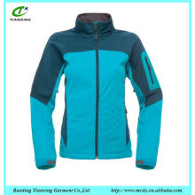 2015 Hot sale Outdoor wear women windbreaker ski jacket