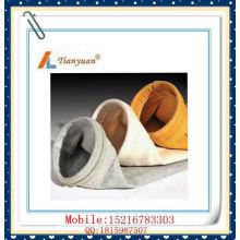 Bolsa de filtro impermeable a prueba de aceite para la filtración de polvo