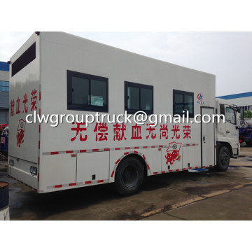 Dongfeng Tianjin Blood Collecting Vehicle