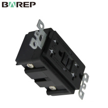 High quality fireproof GFCI duplex receptacle outlet