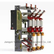 Interruptor de vácuo carga preço reasonble com fusível 12kv AC uso interior-Yfzrn16b