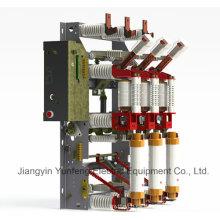 Interruptor de rotura de carga de vacío de precio razonable con uso interior de Fusible 12kv AC-Yfzrn16b