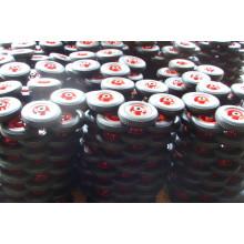 Резиновые колеса (8 x 2)