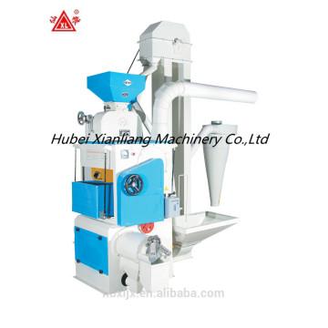 LNZ15 / 12 automatice pequeno arroz combinado máquina de moagem de arroz moinho de descascamento