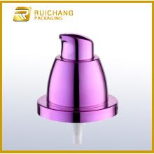 Uv coating cosmetic screw cream pump