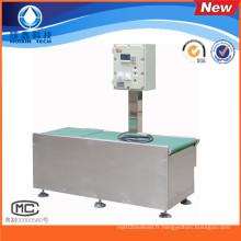 Machine automatique de contrôle de poids de la Chine