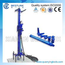 DTH Pneumatic Rock Drill For Driling Hard Rock
