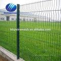 a exportação soldada da cerca da malha à central eléctrica de Japão protege a cerca de fio galvanizada cerca