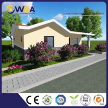 (WAS2505-95M) Prix des maisons modulaires Maison préfabriquée en maison préfabriquée en maison manufacturée