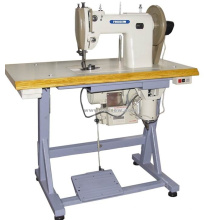 Máquina de coser de suela de cama plana para trabajo pesado