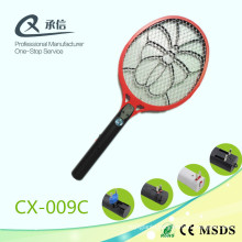 Beautiful Design Electric Rechargeable Mosquito Bat, Insect Killer with Ce, RoHS