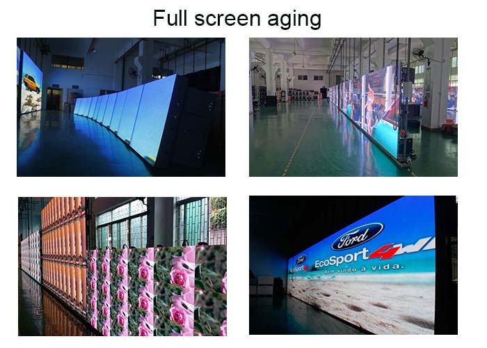 show stage full color led display