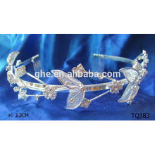 Neue Art und Weisegroßverkauf Rhinestone-Haarstirnbänder mit Steinen