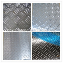 placa de rodadura de aluminio 5052 H14 H18